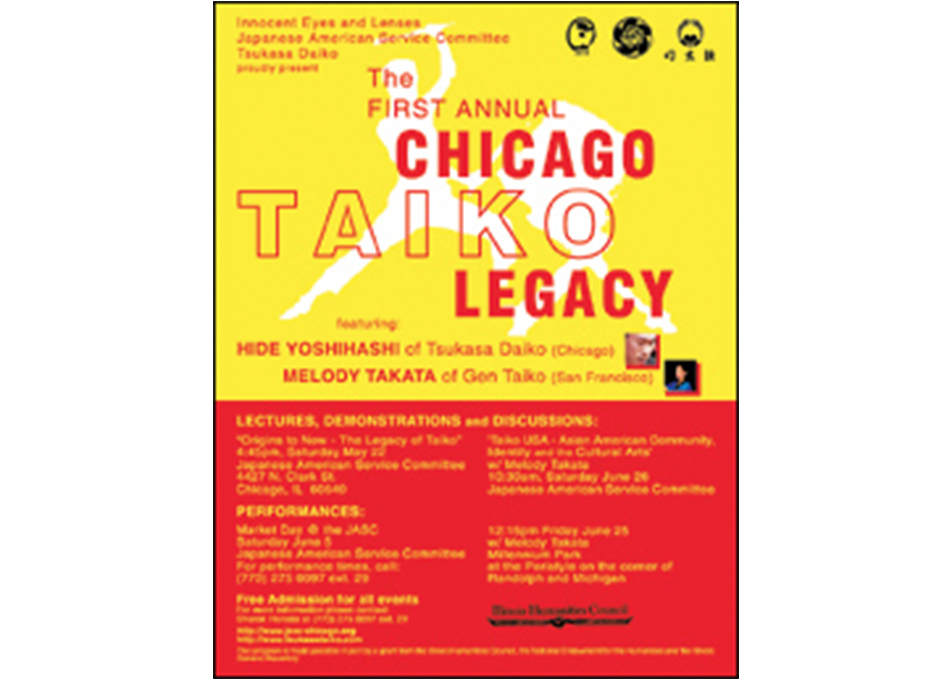 The First Annual Chicago Taiko Legacy